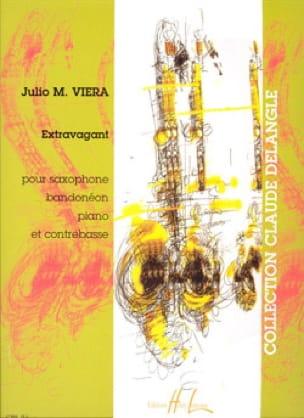 Extravagant Julio M. Viera Partition Saxophone - laflutedepan