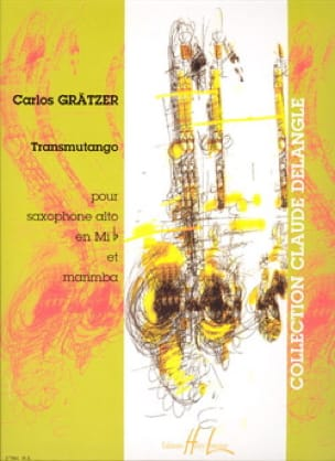 Carlos Grätzer - Transmutango - Sheet Music - di-arezzo.co.uk