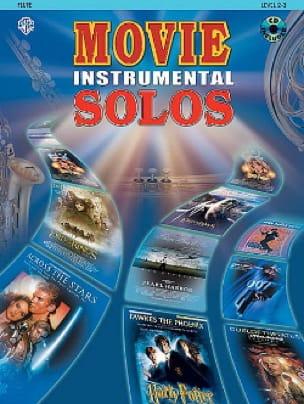 Movie instrumental solos Partition Flûte traversière - laflutedepan