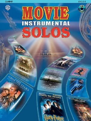 Movie instrumental solos - Partition - laflutedepan.com