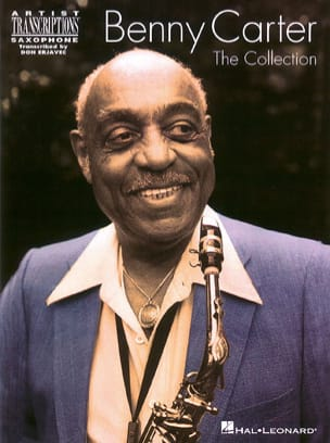 The Collection Benny Carter Partition Saxophone - laflutedepan