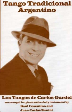 Los Tangos de Carlos Gardel - Carlos Gardel - laflutedepan.com