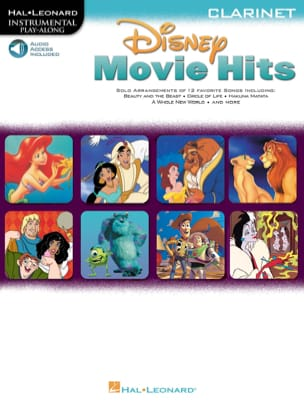 DISNEY - Disney Movie Hits - Sheet Music - di-arezzo.co.uk