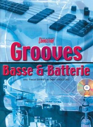 Sarfati P. / D' Agostino D. - Grooves Bass - ドラム - 楽譜 - di-arezzo.jp