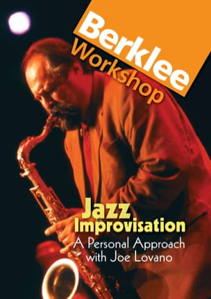 Joe Lovano - DVD - Joe Lovano Improvisation - Partition - di-arezzo.fr