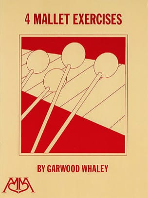 Garwood Whaley - 4 Mallet Exercises - Sheet Music - di-arezzo.com