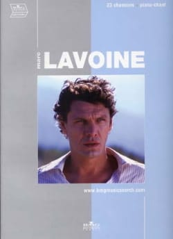 Marc Lavoine - 23 Songs - Sheet Music - di-arezzo.co.uk