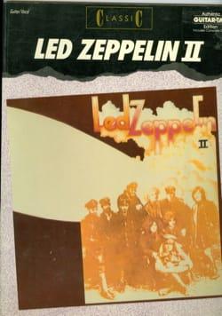 Led Zeppelin - Album 2 - Partition - di-arezzo.co.uk
