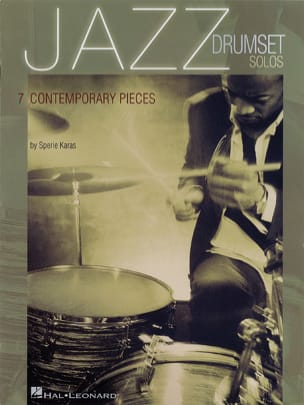 Sperie Karas - Jazz Drumset Solos - Sheet Music - di-arezzo.co.uk