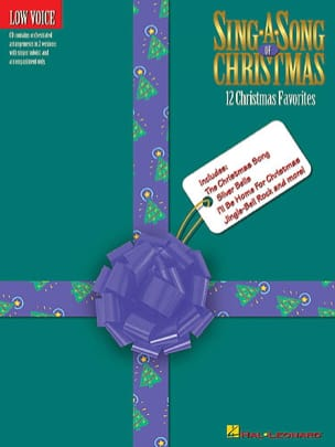 - Sing A Song Of Christmas Low Voice - Sheet Music - di-arezzo.co.uk