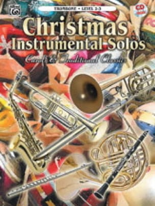Noël - Christmas instrumental solos - Carols - traditional classics - Sheet Music - di-arezzo.co.uk