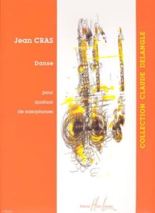 Danse - Jean Cras - Partition - Saxophone - laflutedepan.com