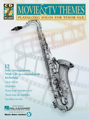 Movie & TV Themes - Partition - Saxophone - laflutedepan.com