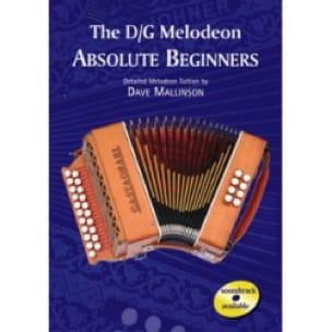 Dave Mallinson - The D / G melodeon - Sheet Music - di-arezzo.co.uk