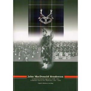 John Macdonald Henderson - John Macdonald Henderson's Rom - Partition - di-arezzo.fr