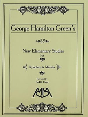 George Hamilton Green - New Elementary Studies - Sheet Music - di-arezzo.com