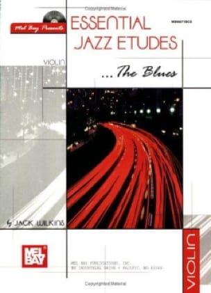 Jack Wilkins - Essential Jazz Studies The Blues - Sheet Music - di-arezzo.com
