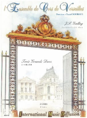 Jacques-François Gallay - Three Grand Duos - Sheet Music - di-arezzo.com