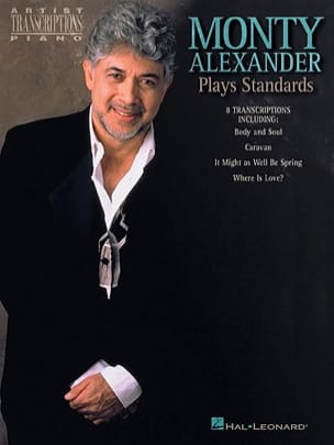 Monty Alexander - Plays Standards - Sheet Music - di-arezzo.com