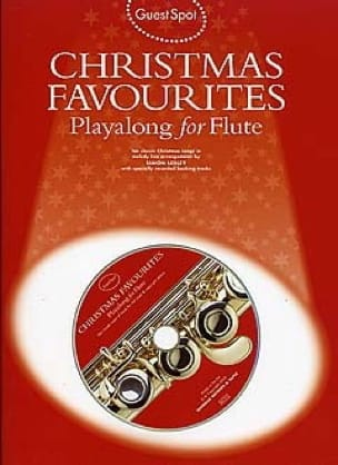 - Guest Spot - Christmas Favorites Playalong For Flute - Sheet Music - di-arezzo.co.uk