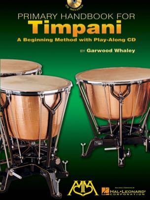 Garwood Whaley - Manual primario para timbales - Partitura - di-arezzo.es