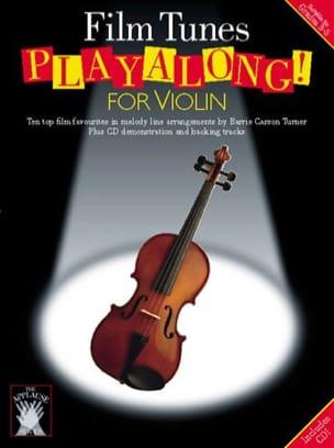 - Film Tunes Playalong For Violon - Partition - di-arezzo.fr