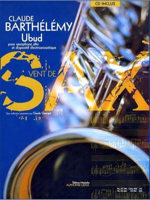 Claude Barthélémy - Ubud - Sheet Music - di-arezzo.co.uk