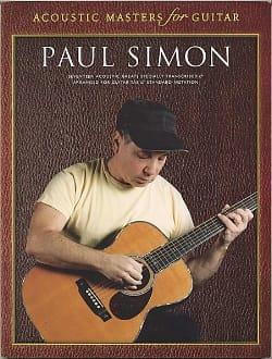 Acoustic Masters For Guitar Paul Simon Partition laflutedepan