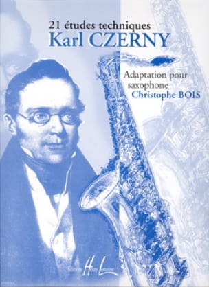 Karl Czerny - 21 Technical Studies - Sheet Music - di-arezzo.co.uk