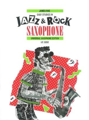 Easy Studies in Jazz & Rock James Rae Partition laflutedepan