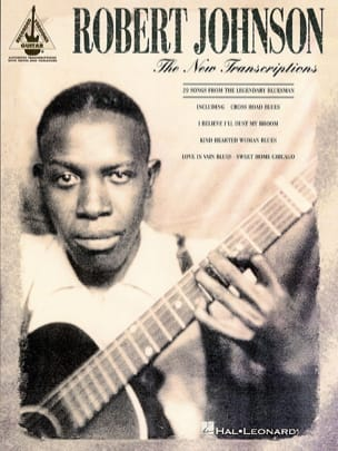 Robert Johnson - The New Transcriptions - Partition - di-arezzo.fr