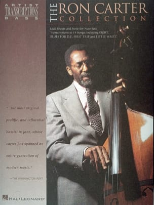 Ron Carter - The Ron Carter Collection - Sheet Music - di-arezzo.com