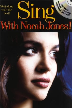 Norah Jones - Sing With Norah Jones - Sheet Music - di-arezzo.com