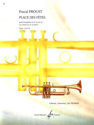 Pascal Proust - Holiday Square - Sheet Music - di-arezzo.com