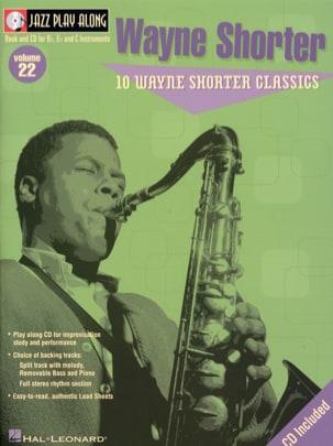 Jazz play-along volume 22 - Wayne Shorter Wayne Shorter laflutedepan