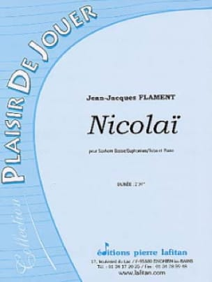 Nicolai Jean-Jacques Flament Partition Tuba - laflutedepan