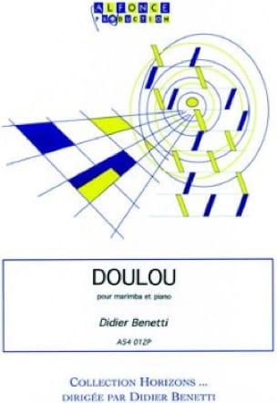 Didier Benetti - Doulou - Sheet Music - di-arezzo.co.uk
