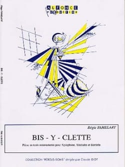 Régis Famelart - Bi-Y-Clette - Sheet Music - di-arezzo.co.uk