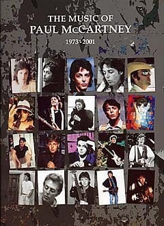 Paul Mccartney - The Music Of Paul Mccartney 1973-2001 - Sheet Music - di-arezzo.co.uk