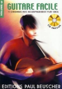 Guitare Facile Volume 3 - Partition - di-arezzo.fr