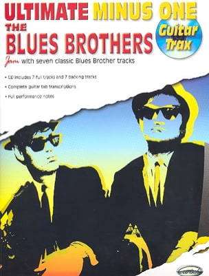 Blues Brothers, The - Ultimate Minus One - Guitar Trax - Partition - di-arezzo.ch