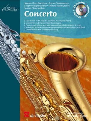 Concerto - Waignein A. / Schoonenbeek K. - laflutedepan.com