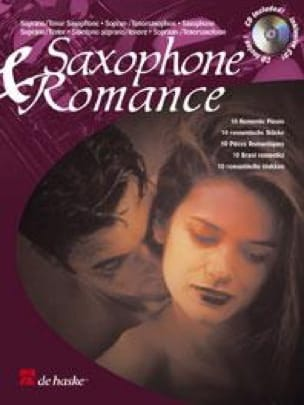 - Saxophone - Romance - Sheet Music - di-arezzo.co.uk