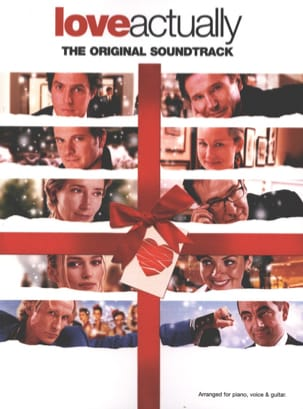 - Love Actually - The Original Soundtrack - Partition - di-arezzo.fr