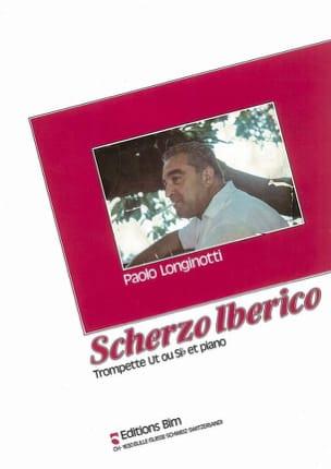 Paolo Longinotti - Scherzo Iberico - Partition - di-arezzo.fr