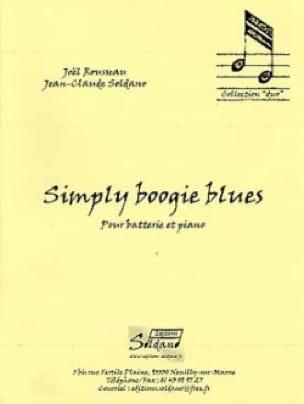 Simply Boogie Blues Rousseau Joel / Soldano Jean-Claude laflutedepan