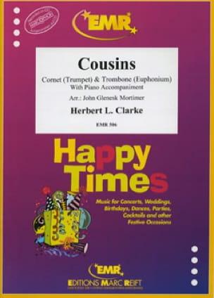Cousins Herbert L. Clarke Partition Ensemble de cuivres - laflutedepan