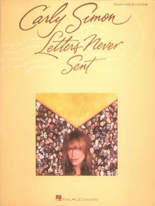 Carly Simon - Letters Never Sent - Sheet Music - di-arezzo.co.uk