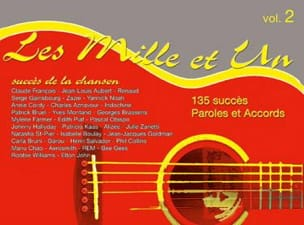 - Les mille et un succès de la chanson volume 2 - 135 Succès - Partition - di-arezzo.fr