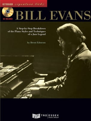Bill Evans - Keyboard Signature Licks - Sheet Music - di-arezzo.co.uk